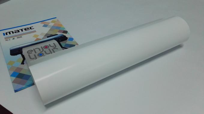 Aqueous Glossy Synthetic Digital Print Paper 8 Mil / 205 Micron Polypropylene Base