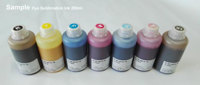 Disperse Dye Sublimation Printer Ink for Epson DX-5 / DX-7 Print Head