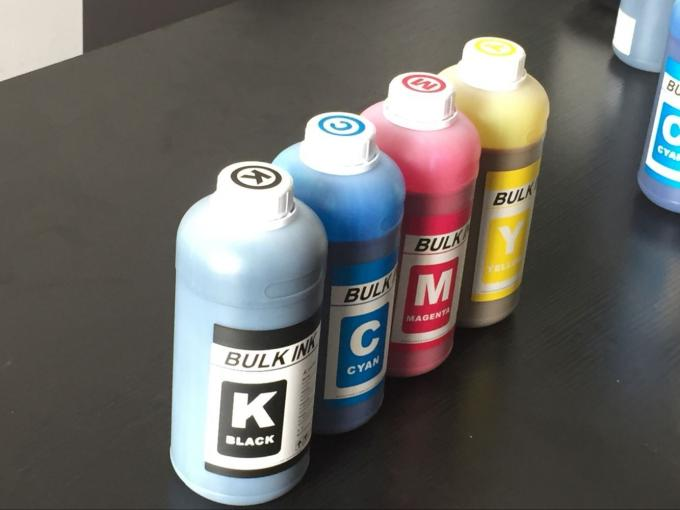 One Liter Inkjet Pigment Printer Ink / Compatible Ink For Canon Wide Format Printers