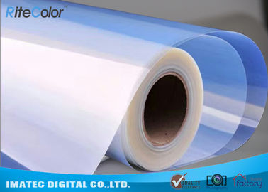 100 Micron Waterproof Transparent Inkjet Film Positives For Screen Printing