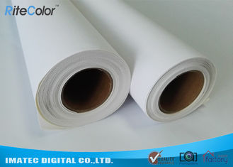 চীন Poly - Cotton Blend Inkjet Cotton Canvas , Waterproof Canvas Printer Paper সরবরাহকারী