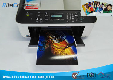 Dye Ink Printing A4 Double Sided Glossy Inkjet Photo Paper 160 Gram