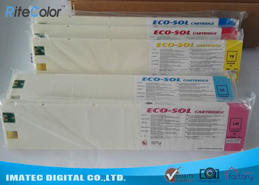 চীন Compatible Wide Format Eco Solvent Ink For Roland / Mimaki Printer সরবরাহকারী