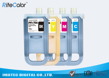 iPF Printers Pigment PFI 706 Canon Lucia Ink imagePrograf iPF8400 / iPF9400 Ink 700ML