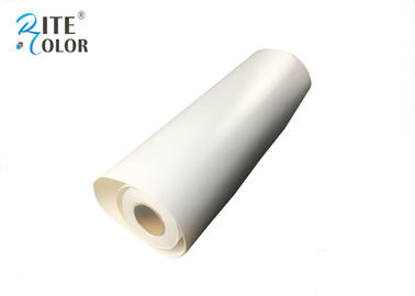 300D Inkjet Cotton Canvas Matte 18m - 30m Length For Water Based Pigment Ink