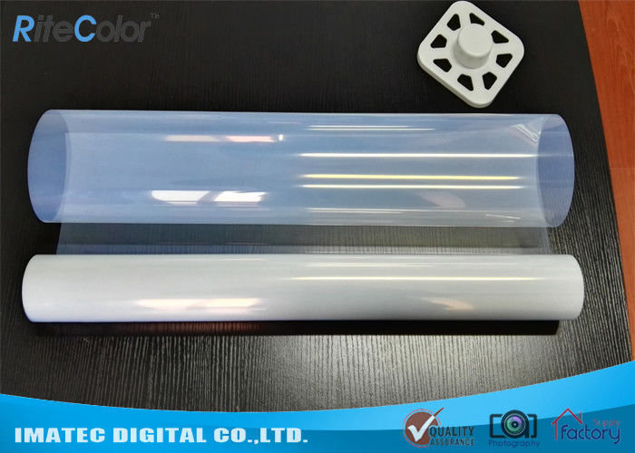 Rigid Aluminium Clear Inkjet Film Positives For Screen Printing Water Resistant