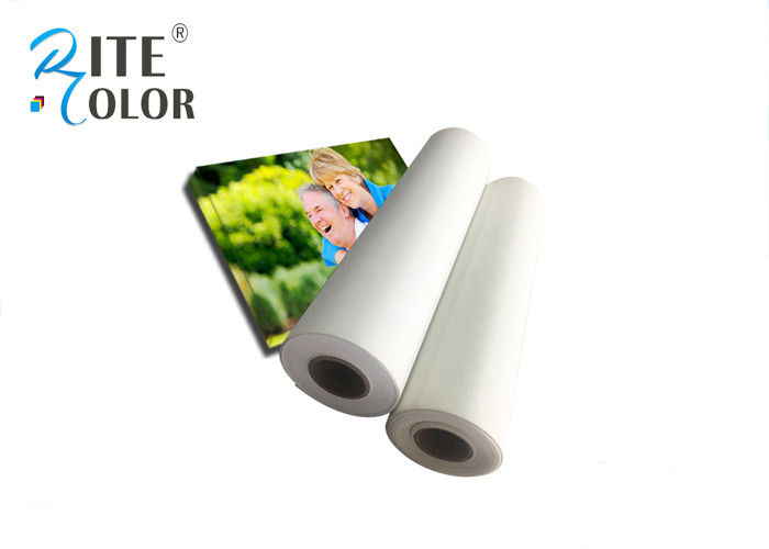 Stretchable Digital Inkjet Printing Canvas Roll with Glossy Cotton Materials সরবরাহকারী