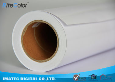 চীন Clear Waterproof Inkjet Matte PP Synthetic Paper 8 Mil for Pigment Ink কারখানা