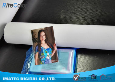 চীন Single Side Printing Matte Finish Photo Paper / A4 Matte Photo Paper For Canon Epson Hp Plotters পরিবেশক
