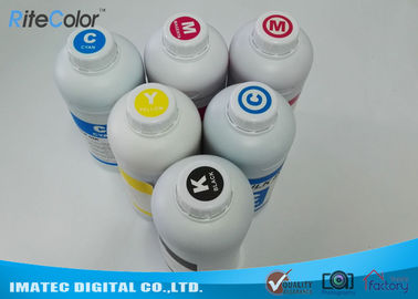 চীন One Liter Waterbased Dye Sublimation Printer Ink For Epson / Roland / Mimaki Printers পরিবেশক