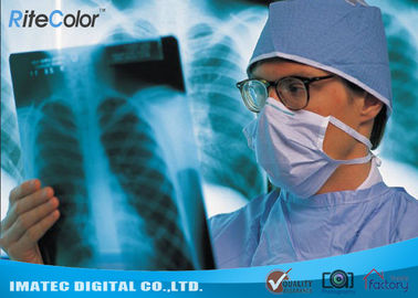 চীন Radiology Blue Inkjet Medical X - ray Film Waterproof Inkjet Printing Film পরিবেশক